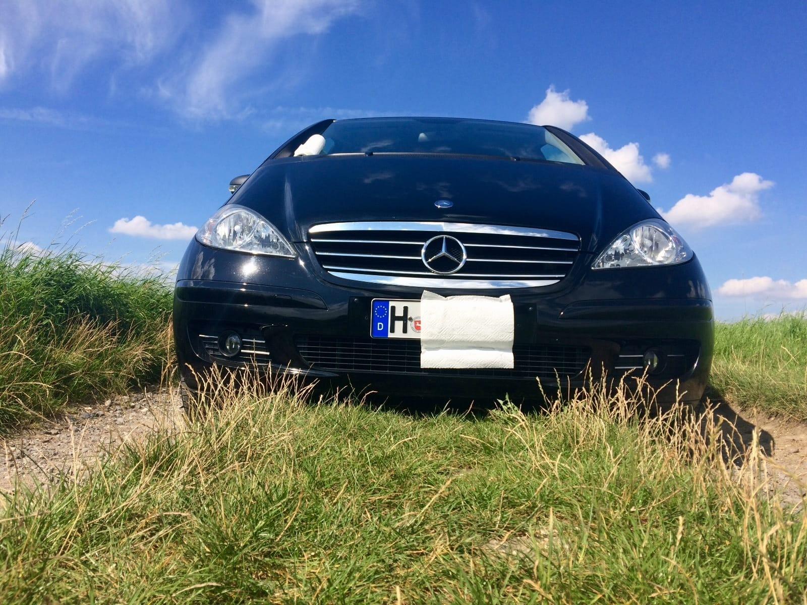 Mercedes A Klasse Benz A150 Foto Vergrößern D 30165 Hannover