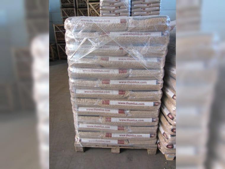 Einstreupellets  Holzpellets LUX Pellets 1 Sack 5,50 €